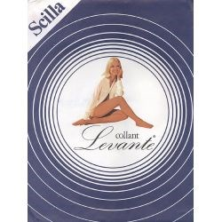 Levante - Collant vintage Scilla - Beige - T1