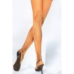 Garda Calze - Lot de 2 collants fantaisie Amazonka22 - Melon - T4