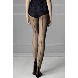 Collant Fiore couture RHT - Noir - T2