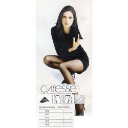 Caresse - Collant sans démarcation - 13d - Noir - T1