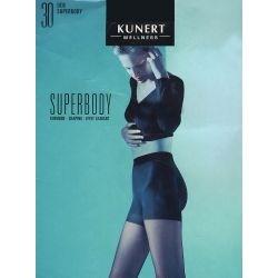 Kunert - Collant superboy 30d - Fumé - T4
