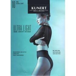 Kunert - Collant UltraLight - 10d - Noir - T1
