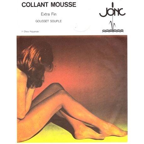 Jonc - Collant msse vintage - Beige - T2
