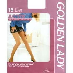 Golden Lady - Collant Activ15 - Daim - T2