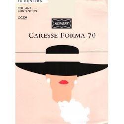 Caresse - Collant orma 70 - Noir - T4