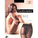 Gabriella - Collant voile Supreme - Noir - T4