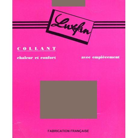 Luxfin - Collant mousse épais - Beige - T2