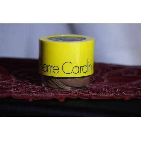 Pierre Cardin - Collant mousse vintage - Brun - T2