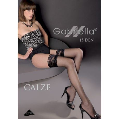 Gabriella Bas auto - 15d - Blanc - T1/2