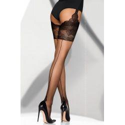 Lvia Corsetti Fashion - Collant Imriska - Noir - T4