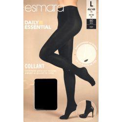 Esmara - Collant Daily essential - 60d - Noir - T4