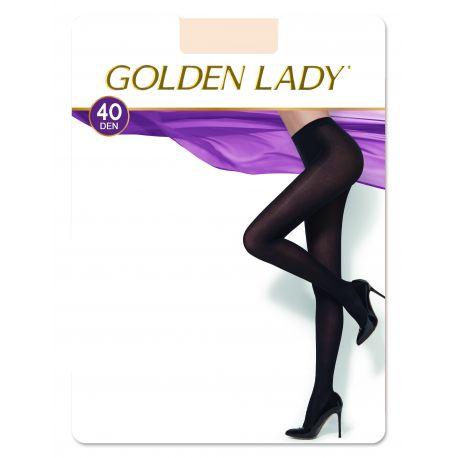 Golden Lady - Collant Tonic 40 - Ecru - T3