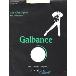 Galbance - Bas mousse classique - 40d - Marron - T4