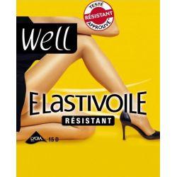Well - Collant élastivoile résistant - Ibiza - T5