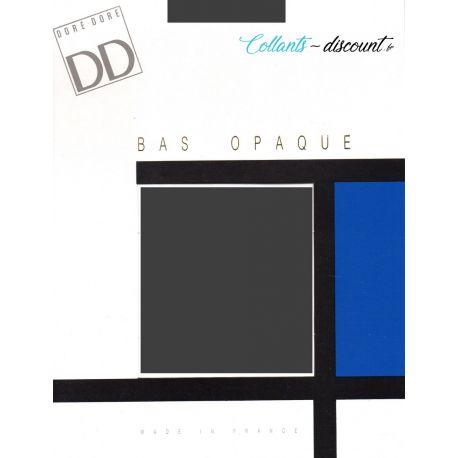 Doré Doré - Bas opaques Mousse 40d - Oxford - T2