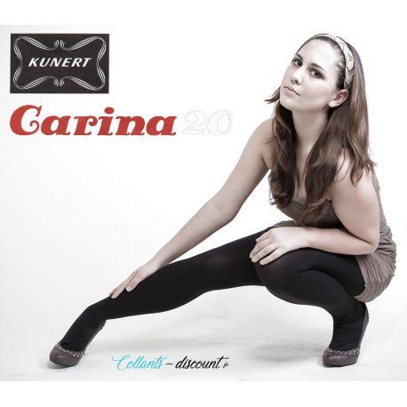 Kunert - Collant Carina 20 - Noir - T1