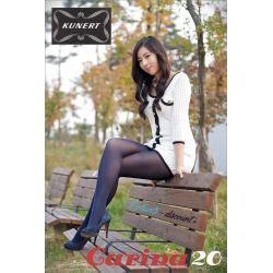 Kunert - Collant Carina 20 - Basalt - T1