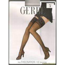 Gerbe - Bas Classiques Fascination - 10d - Ecru - T2