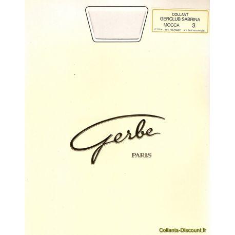 Gerbe - Collant Gerclub Sabrina - 15d - Noir - T3