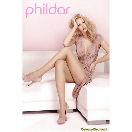 Phildar - Collant Dynastie 13d - Naturel - T1
