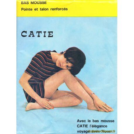 Catie - Bas mousse vintage - Beige - T2
