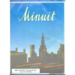 Minuit - Bas Marina Mousse Vintage - Beige - T1