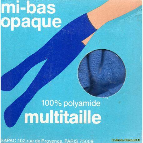Sapac - Mi-Bas Vintage - Bleu - T2