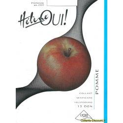 Helène Oui ! Collant voile Pomme - Naturel - T4