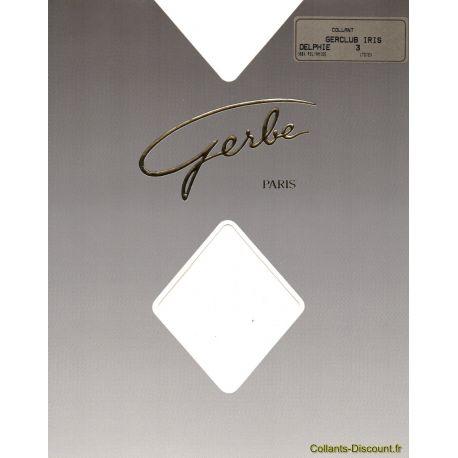 Gerbe - Collant Gerclub Iris - Noir - T3