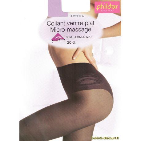 Phildar - Collant Discrétion - Naturel - T3