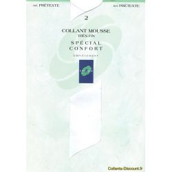 Phildar - Collant prétexte Mousse - Marron - T2