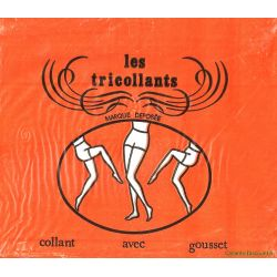 Les tricollants- Collants vintage - Vison - T6