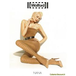 Wolfort - Collant Nana - Beige - T1