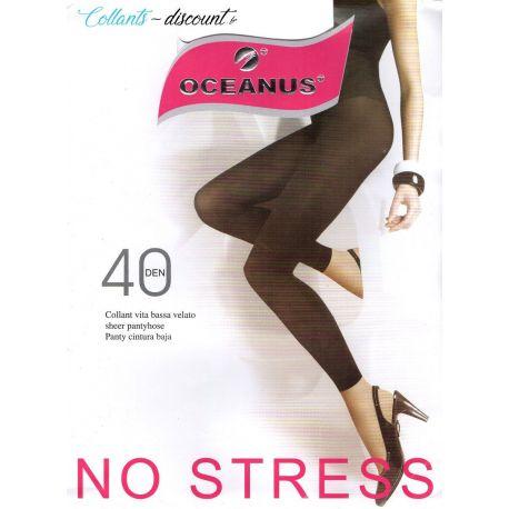 Oceanus - Legging 40d - Noir - T3