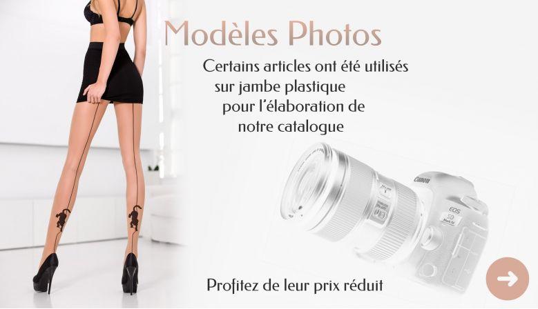 Nos articles modeles photo à prix réduit