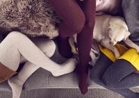 10 façons de porter les collants en laine de mérinos