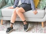 Conseils de style pour porter des socquettes résille