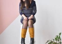 Idées parfaites pour porter des jambières ce printemps